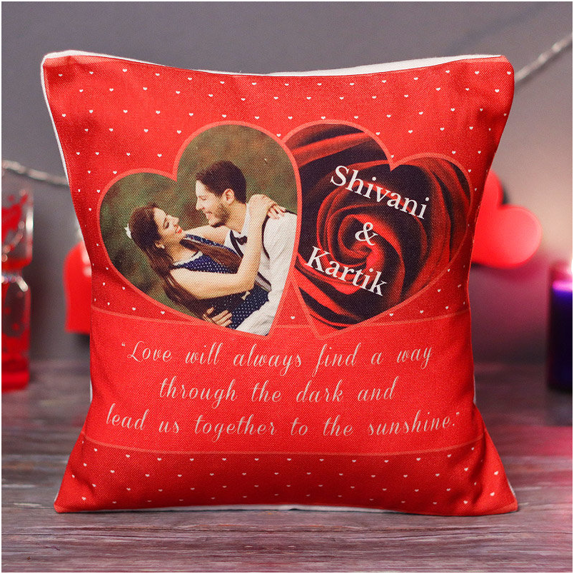 Romantic personalized gifts to win the heart of your special 'He'