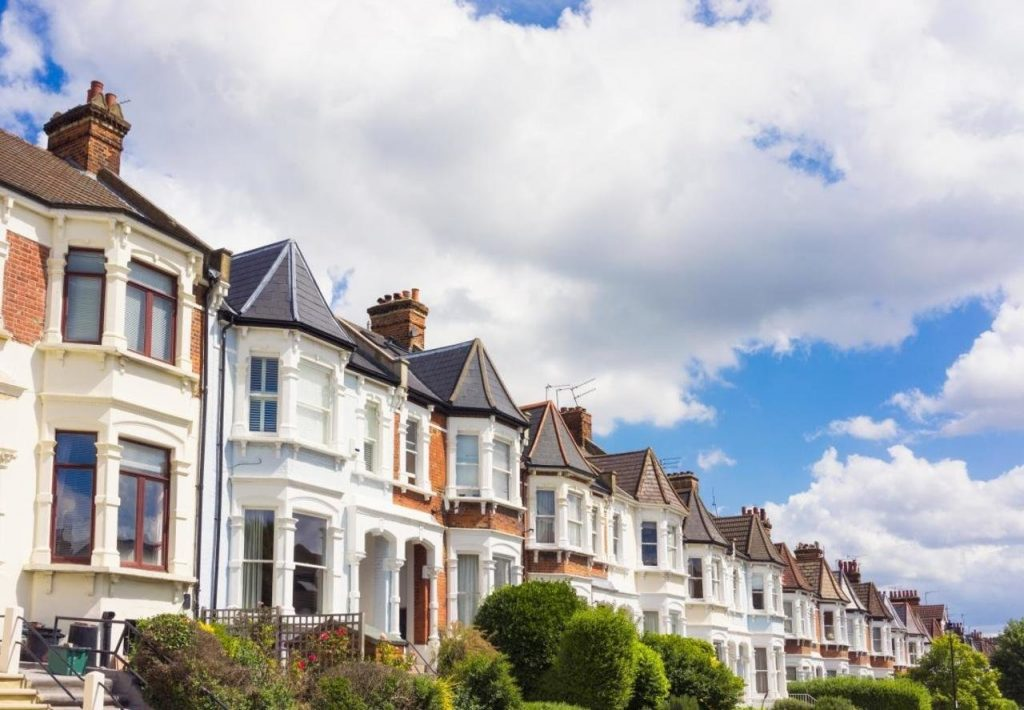 Britain's Property Market Is the Strongest in a Decade