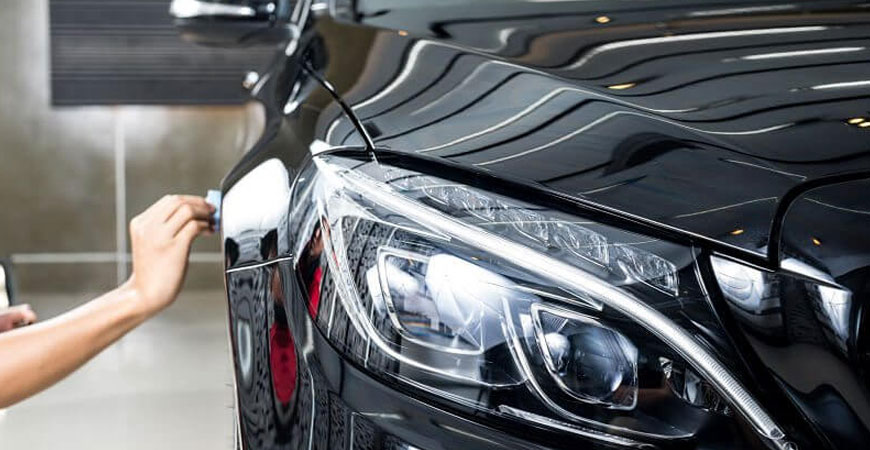 Check advantages of paint protection film for new cars!
