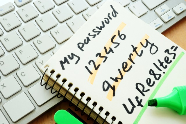 Password Habits That are too Necessary to be Ignored