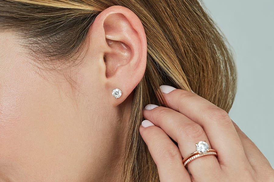 Diamond stud earrings: All you need to know