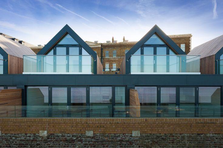 Ken Julian Underlines a Few Advantageous Features of Pitched Roofs