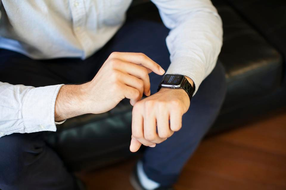 Things People Can Track With Innovative Wearables