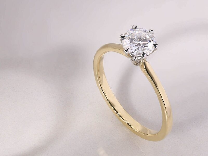 Know More Before You Browse Collections Of Moissanite In Alexander Sparks